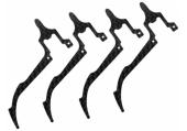 Blade Nano QX 2 / Glimpse - Podwozie ramy aluminiowo-karbonowej RKH