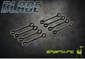 Blade 130 X - Cięgna głowicy wirnika (8)