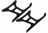 Blade mCP X BL - Karbonowe płozy podwozia