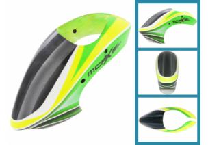 Blade mCP X BL - Kabina z włókna szklanego styl 4 RKH