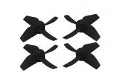 Blade Inductrix / Inductrix FPV - Komplet śmigieł czarnych plastikowych RKH (4)