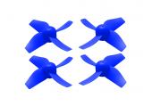 Blade Inductrix / Inductrix FPV - Komplet śmigieł niebieskich plastikowych RKH (4)