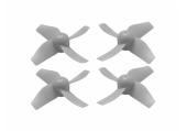 Blade Inductrix / Inductrix FPV - Komplet śmigieł szarych plastikowych RKH (4)