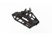 Blade 230 S - Rama główna czarna aluminiowo-karbonowa LYNX
