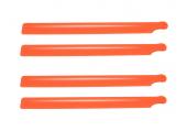 OXY 2 - Łopaty główne 190 mm pomarańczowe plastikowe (2)