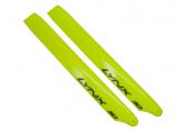 Blade 230 S - Łopaty główne 240 mm żółte plastikowe LYNX