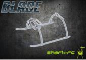 Blade 130 X Red Bull - Podwozie