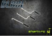 Blade mCP X BL - Komplet popychaczy serw