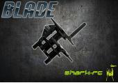 Blade mCP X BL - Rama główna