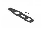 OXY 3 - Płyta podwozia V2 czarna karbonowa