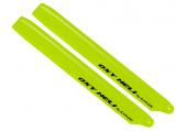 OXY 3 - Łopaty główne 250 mm żółte plastikowe