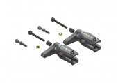 OXY 3 - Okucia główne V2 srebrne aluminiowe