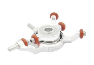 Blade mCP X BL - Aluminiowa tarcza sterująca srebrna RKH