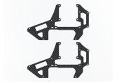 Blade 180 CFX / 180 CFX TRIO - Szkielet śmigłowca ultra czarny węglowy LYNX