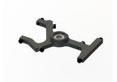 OXY 2 - Dolny blok wału głównego czarny aluminiowy