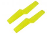 Blade mCP X BL - Śmigło ogonowe 47 mm żółte RKH