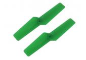 Blade Nano CP X - Śmigła ogonowe zielone RKH