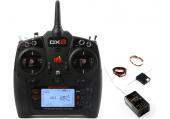 Nadajnik DX8 G2 DSMX Mode 1-4 + AR8010T