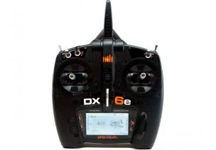 Nadajnik Spektrum DX6e DSMX Mode 1-4