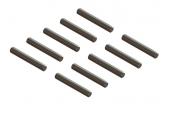OXY 2 - Komplet cięgien srebrnych metalowych
