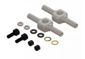 Mini Protos - Mocowanie okuć ogonowych srebrne aluminiowe LYNX (2)