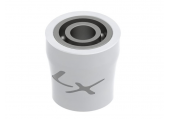 Blade CX 4 - Pierścień wału głównego srebrny aluminiowy LYNX