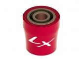 Blade CX 4 - Pierścień wału głównego czerwony aluminiowy LYNX