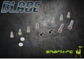 Blade Nano CP X - Komplet śrub