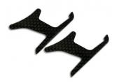 Blade mCP X - Karbonowe płozy podwozia typ 3