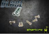 Blade mCP X -  Komplet śrub