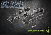 Blade 200 SR X - Rama główna