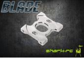 Blade 200 SR X - Duralowe mocowanie silnika głównego