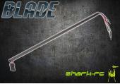 Blade 200 SR X - Belka ogonowa z kablami