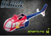 Blade Red Bull BO-105 CB CX - Kadłub