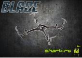 Blade Nano QX - Szkielet kwadrokoptera