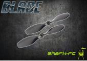 Blade Nano QX - Śmigło w kier. wsk. zeg. czarne (2)