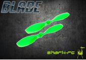 Blade Nano QX - Śmigło w kier. wsk. zeg. zielone (2)