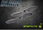 Blade Nano QX - Śmigło kierunek przec. czarne (2)