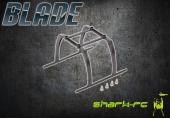 Blade 180 QX - Podwozie