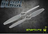 Blade 350 QX /2/3 - Śmigło szare 1x lewe, 1x prawe