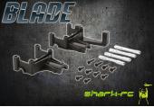 Blade 180 CFX - Obudowa przednia rurki ogonowej