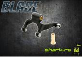 Blade 180 CFX - Dźwignia sterowania wirnika ogonowego