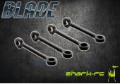 Blade 180 CFX - Komplet cięgien głowicy wirnika