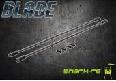 Blade 180 CFX - Podpory rurki ogonowej