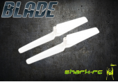 Blade 180 QX / mQX - Śmigła prawe obroty białe (2)