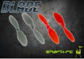 Blade Nano QX 3D - Komplet śmigieł (4)
