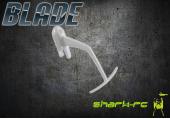 Blade Nano QX 3D - Mocowanie silnika z osłoną
