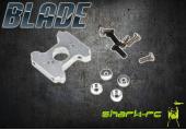 Blade 450 3D - Aluminiowe mocowanie silnika