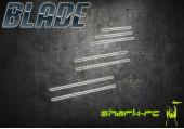 Blade 450 3D - Cięgna sterowania