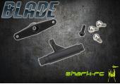 Blade 450 3D - Cięgna sterowania wysokości